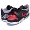 NIKE AIR JORDAN LEGACY 312 LOW(GS) black/varsity red-black CD9054-006画像