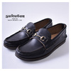 YUKETEN Bit Loafer with Camp Sole CXL BLACK画像
