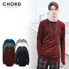 CHORD NUMBER EIGHT LONG CUTSEW CH01-01K5-CL03画像