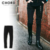 CHORD NUMBER EIGHT BLACK SKINNY PANTS CH01-01K5-PL05画像