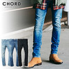 CHORD NUMBER EIGHT CHORD NUMBER EIGHT OLIVER DENIM PANTS CH01-01K5-PL01画像