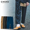 CHORD NUMBER EIGHT TWO TUCK WIDE PANTS CH01-01K5-PL06画像