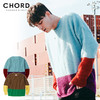 CHORD NUMBER EIGHT MOHAIR PANEL KNIT CH01-01K5-KN02画像