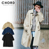 CHORD NUMBER EIGHT MAX COAT CH01-01K5-JK06画像