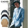 CHORD NUMBER EIGHT LONG SHIRT CH01-01K5-SL05画像