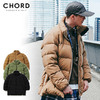 CHORD NUMBER EIGHT LONG DOWN JACKET CH01-01K5-JK13画像