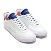 NIKE DROP-TYPE SUMMIT WHITE/BLACK-WHITE-DEEP ROYAL BLUE AV6697-100画像