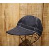 FREEWHEELERS UNION SPECIAL OVERALLS MECHANIC CAP Vintage 10oz Indigo Denim 1927011画像