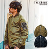 CRIMIE TEAM STUDIUM THINSULATE ZIP JACKET CR01-01K5-JK03画像
