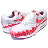 NIKE AIR MAX 1 SKETCH SHELF WHITE/UNIVERSITY RED CJ4286-101画像