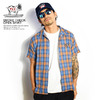 The Endless Summer SMOKE CHECK OPEN SHIRT FH-9574002画像