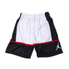 NIKE M J JUMPMAN GRAPHIC SHORT BLACK/WHITE/GYM RED/WHITE AV3211-010画像