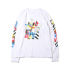 NIKE AS M NSW LS CREW SSNL4 WHITE BV7569-100画像