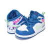 NIKE AIR JORDAN 1 MID(TD) grn abyss/frosted spruce 644507-300画像