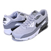 NIKE AIR MAX 90 MESH(GS) wolf grey/black-cool grey 833418-024画像