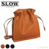 SLOW Draw String Shoulder Bag - HorsePit - 300S86H画像