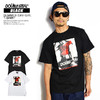 DOUBLE STEAL BLACK SUMMER DAY GIRL T-SHIRT 973-14214画像