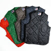 SNAP'N'WEAR #300 QUILTED VEST画像