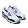NIKE WMNS AIR MAX 90 WHITE/BARELY VOLT-BLACK-ATOMIC VIOLET 325213-142画像