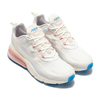 NIKE AIR MAX 270 REACT SUMMIT WHITE/GHOST AQUA-PHANTOM AO4971-100画像