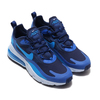 NIKE AIR MAX 270 REACT BLUE VOID/PHOTO BLUE-GAME ROYAL AO4971-400画像