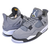 NIKE AIR JORDAN 4 RETRO COOL GREY/CHROME-DARK CHARCOAL/GRIS FRAIS/CHROME 308497-007画像