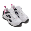 NIKE W M2K TEKN WHITE/WHITE-CHINA ROSE-BLACK AO3108-105画像