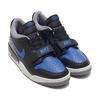 NIKE AIR JORDAN LEGACY 312 LO BLACK/GAME ROYAL-WHITE-CEMENT GREY CD7069-041画像