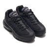 NIKE AIR MAX 95 ESSENTIA BLACK/BLACK-ANTHRACITE-WHITE AT9865-001画像