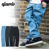 glamb Poly denim GB0419-P10画像