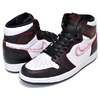 NIKE AIR JORDAN 1 HI OG DEFIANT black/tour yellow-white CD6579-071画像