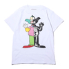 THE SIMPSONS × SECRET BASE × atmos KRUSTY X-RAY TEE WHITE AT19-016画像