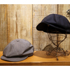 FREEWHEELERS SUBTERRANEANS  Dylan Vintage Yarn-Dyed Twill 1927004画像