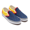 VANS CLASSIC SLIP-ON OTW RALLY NAVY/YELLOW/RED VN0A4BV3V3D画像