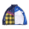 NIKE AS W NSW NSP JKT WVN BLUE VOID/GAME ROYAL/WHITE/WHITE BV4738-492画像