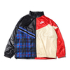 NIKE AS W NSW NSP JKT WVN BLACK/UNIVERSITY RED/MUSLIN/WHITE BV4738-010画像