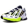 adidas EQT GAZZLEE WHT/NVY/N.YEL EE7742画像