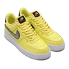 NIKE AIR FORCE 1 '07 LV8 3 YELLOW PULSE/BLACK-WHITE-WHITE CI0064-700画像