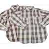 WAREHOUSE Lot 3104 FLANNEL SHIRTS A柄画像