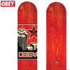 "OBEY SKATEBOARD DECK ""OBEY BUILDING 30YEARS""画像"