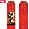 """OBEY SKATEBOARD DECK """"OBEY FIST 30YEARS画像"""