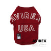 AVIREX DOG WEAR BIG LOGO SWEAT 420819301画像