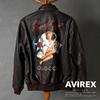 AVIREX A-2 BIG BEAUTIFUL DOLL 6191051画像