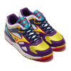 MIZUNO SKY MEDAL WHITE/YELLOW/PURPLE D1GA192267-67画像
