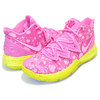NIKE KYRIE 5 Spongebob EP lotus pink/university red CJ6950-600画像