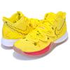 NIKE KYRIE 5 Spongebob EP opti yellow/opti yellow CJ6950-700画像