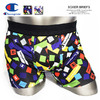 Champion BOXER BRIEFS CM6-Q102画像
