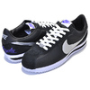 NIKE CORTEZ BASIC LOS ANGELES black/metallic silver-white CI9873-001画像