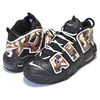 NIKE AIR MORE UPTEMPO QS(GS) black/sail-lt british tan CJ0930-001画像