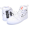 NIKE AIR JORDAN 1 CARGO white/black-metallic silver CD6757-100画像